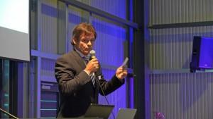 Geschäftsführer Edgar Fuhs