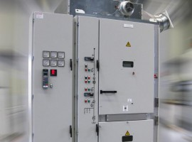 Elatec Power Distribution Medium Voltage Switchgears