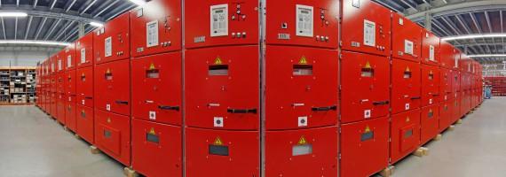 Elatec Power Distribution Medium Voltage Switchgears